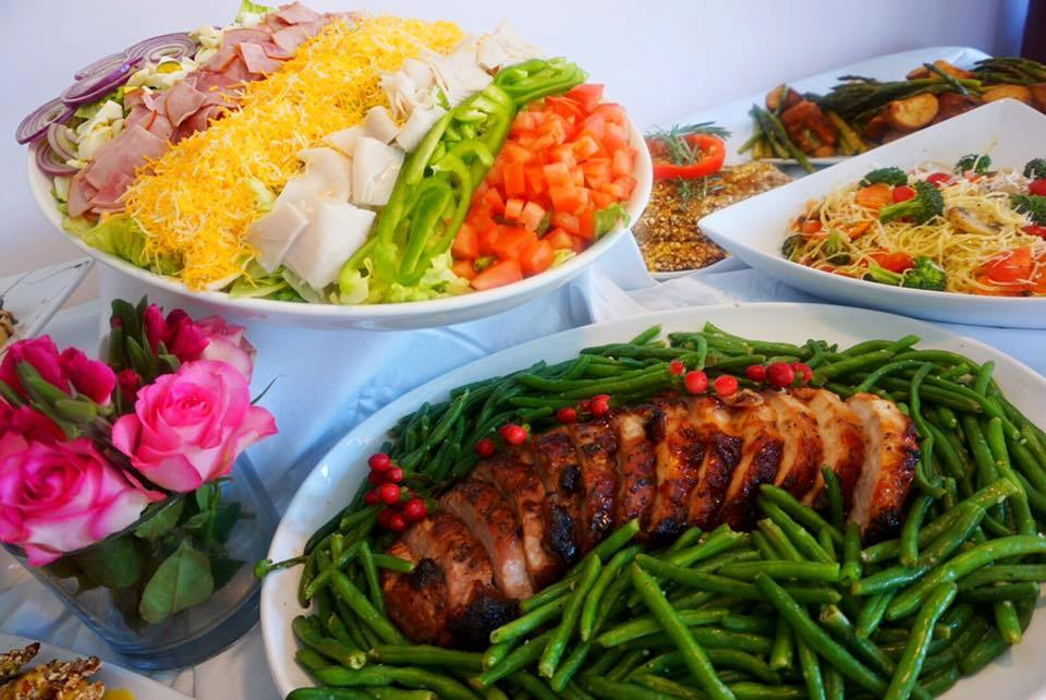 Wedding Catering from Waiter On The Way's WOW FACTOR
